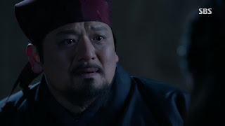 Sinopsis Six Flying Dragons Episode 30
