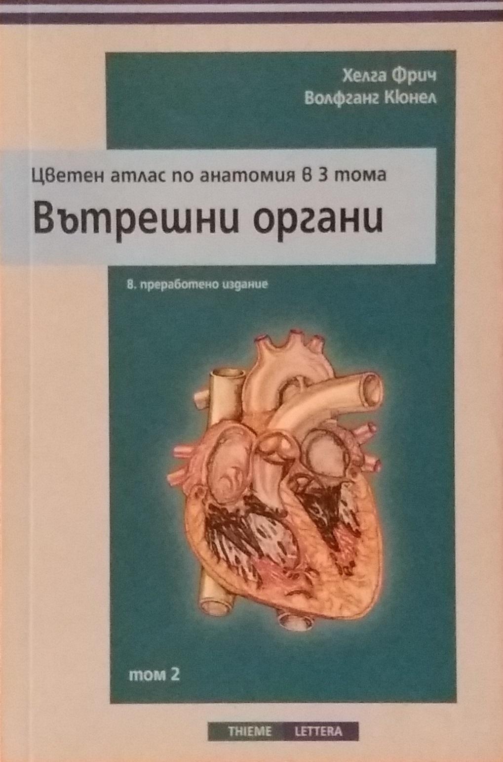 Вътрешни органи