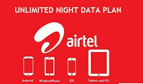 Airtel Night Plan