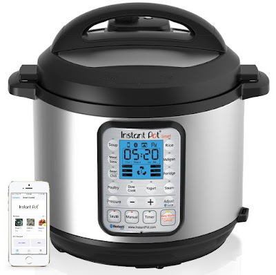 instant-pot-IP-smart-bluetooth-enabled-multi-functional-pressure-cooker-stainless-steel