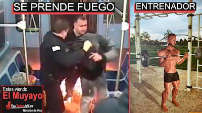 Se prende Fuego por Policías Incompetentes, MeltDown y Spectre, Nivel del Mar, GYM | El Muyayo