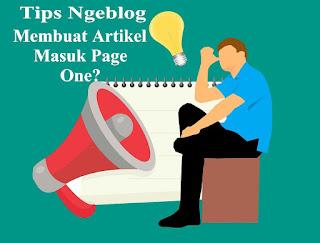 tips agar blog menarik