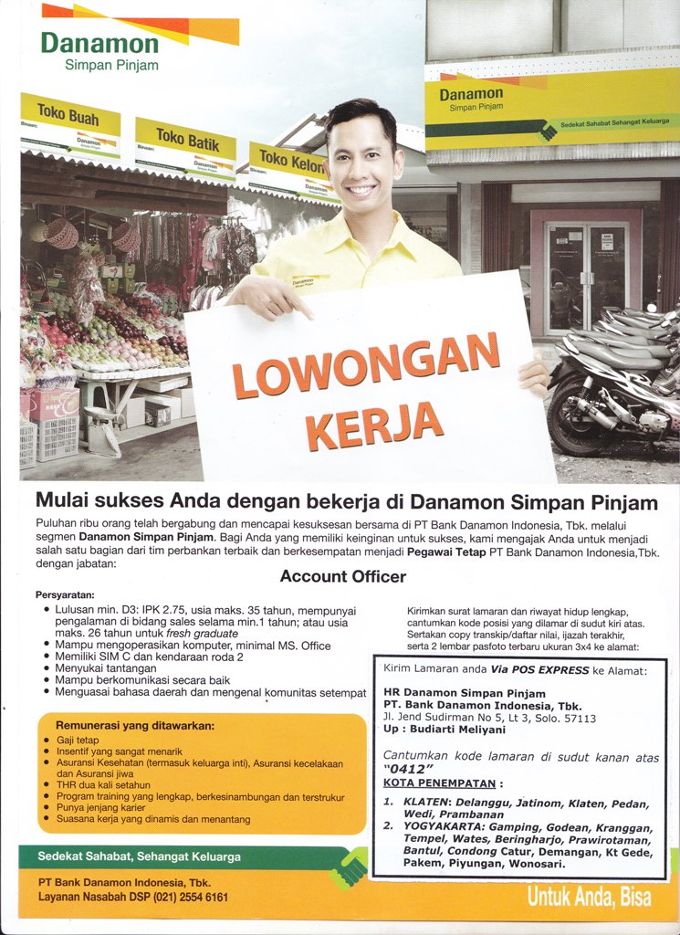 Info Lowongan Kerja Sipil 2013 Bandung Lowongan Kerja Perum Bulog Terbaru Oktober 2016 Info Lowongan Pekerjaan Kerja Newhairstylesformen2014