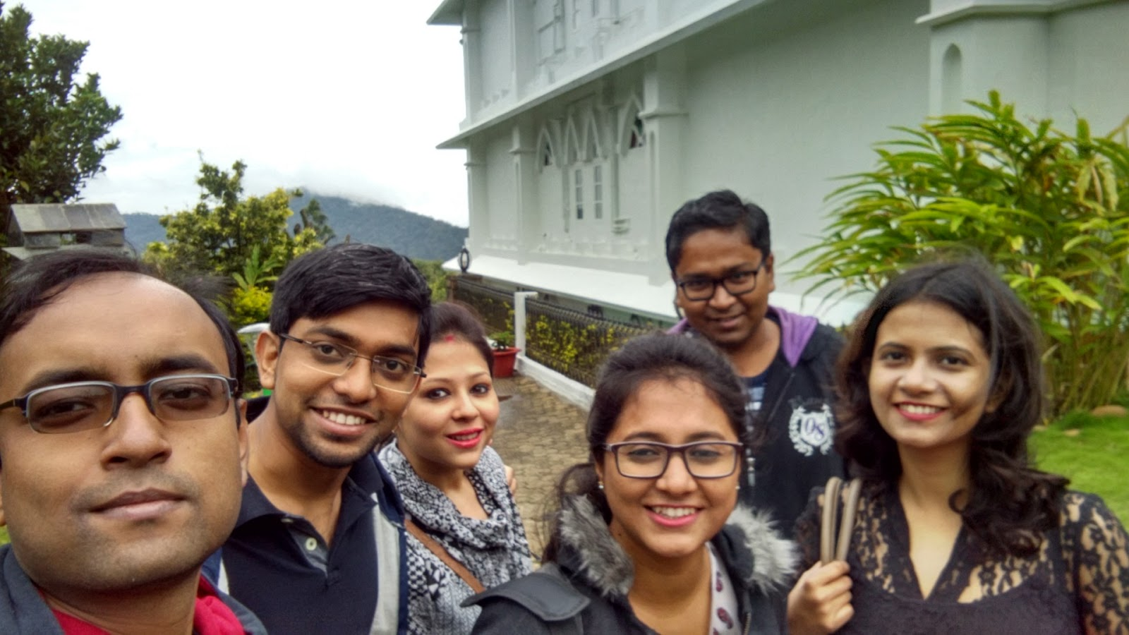 Our gang | Munnar in Monsoon