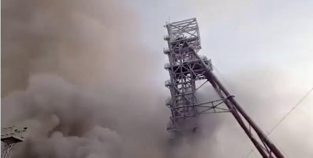 Τραγωδία στη Ρωσία: Οκτώ μεταλλωρύχοι νεκροί από πυρκαγιά σε ορυχείο (βίντεο)