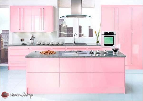 Top 20 Pink Kitchens 12