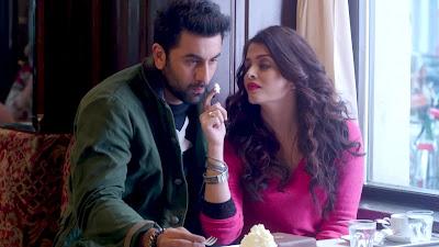 Ranbir & Aishwarya Rai In Ae Dil Hai Mushkil Movie
