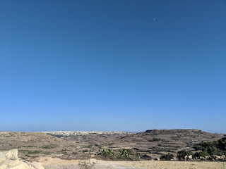view from Zebbug Gozo Malta