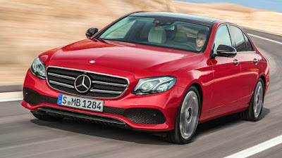 Mercedes-Benz E-Class left side hd wallpapers