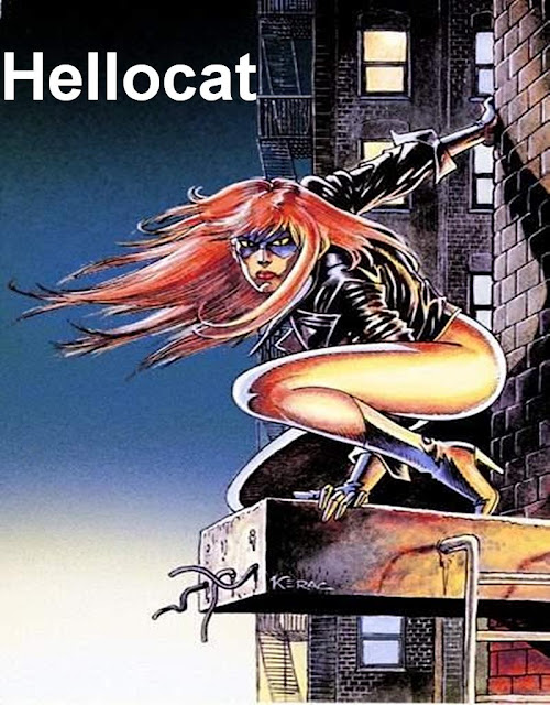 Hellocat - Cat Claw
