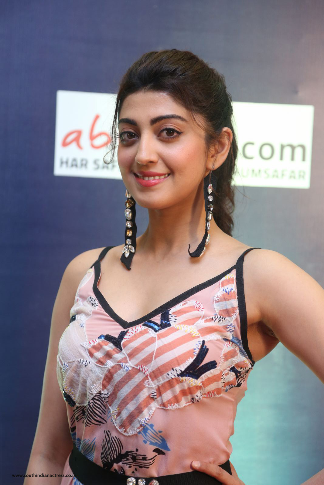 Pranitha Filmography Pranitha Subhash at th...