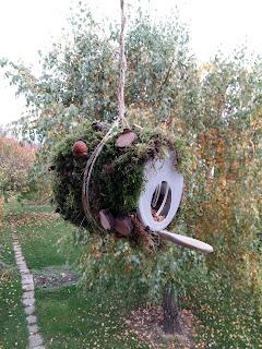 DIY Mangeoire oiseaux boite de conserve