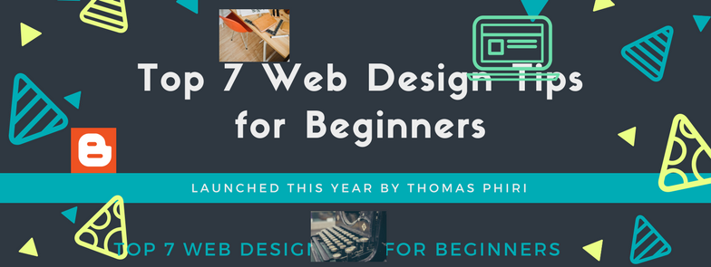 Top 7 Web Design Tips for Beginners - BloggingNotes review
