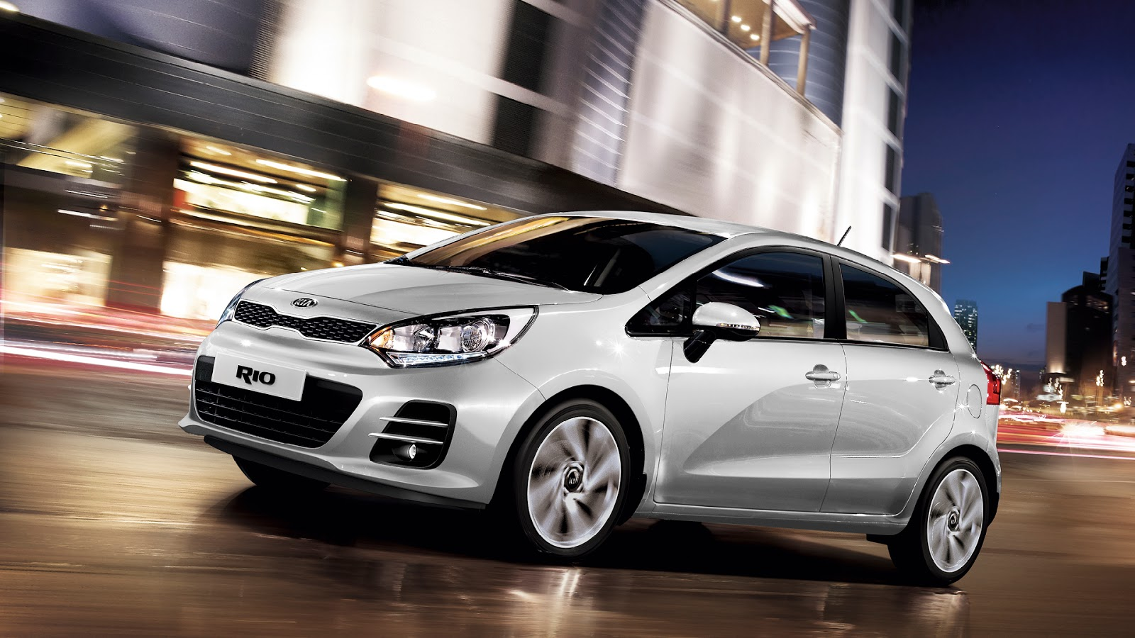 Kia Rio Motori | Gamma motorizzazioni Diesel e Benzina