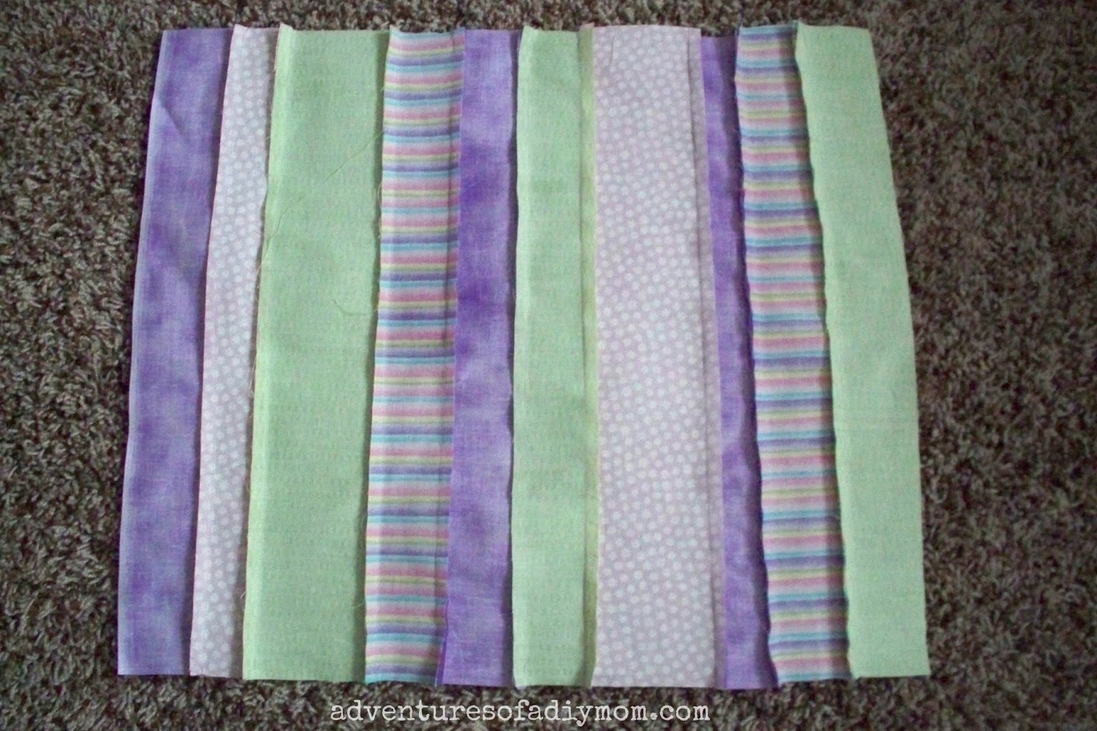 Doll Quilt for Farmhouse Doll Bed
