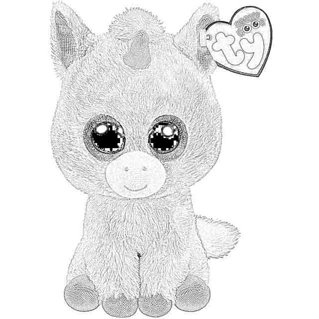 The Holiday Site: Coloring Pages Of Stuffed Unicorns Downloadable And Free