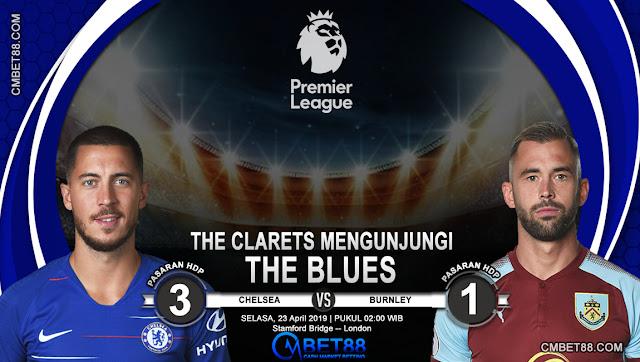 Prediksi Bola Chelsea VS Burnley