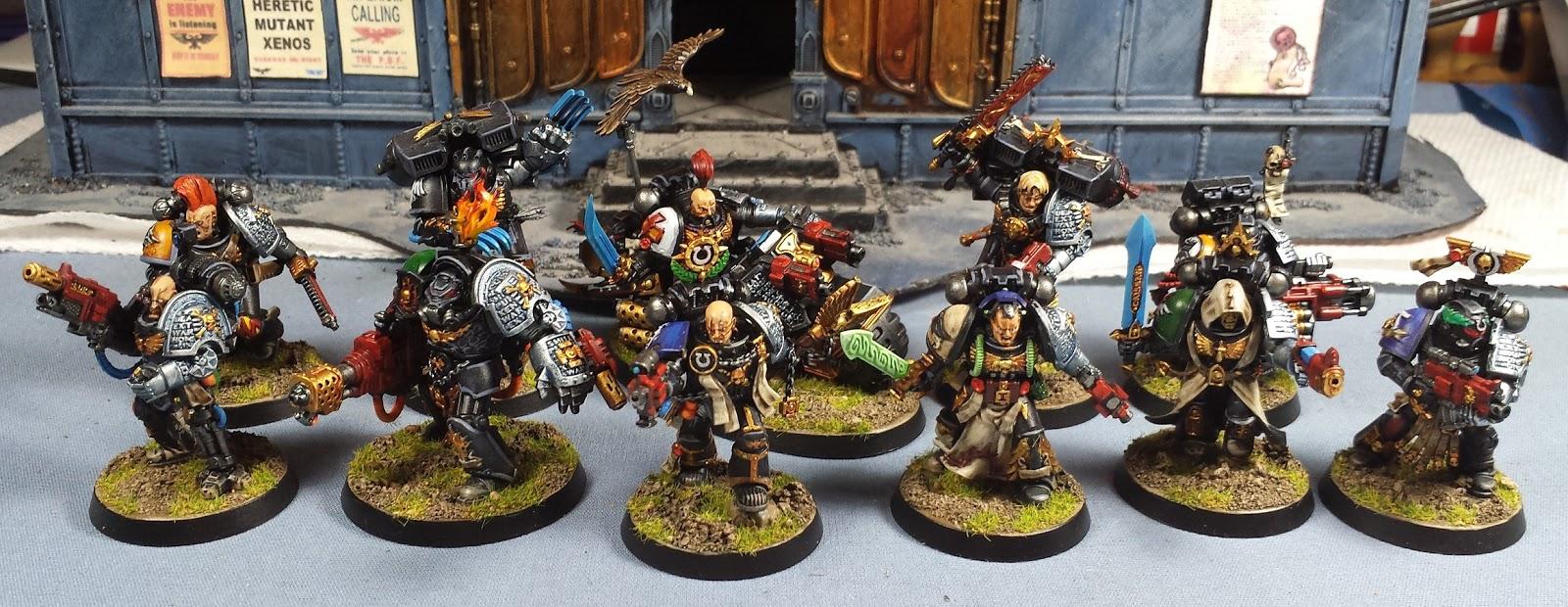 Shadow War Astra Militarum Kill Team Build