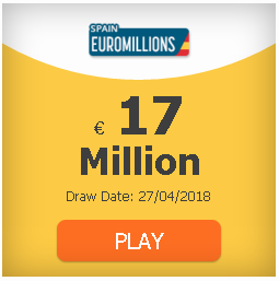 #EuroMillions 17 million and rain of millions: odds, clubs