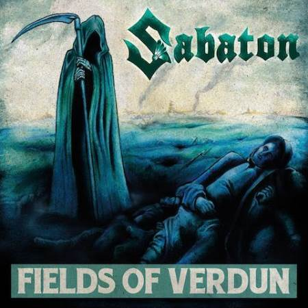 "SABATON: Video για το νέο single ""Fields of Verdun"""