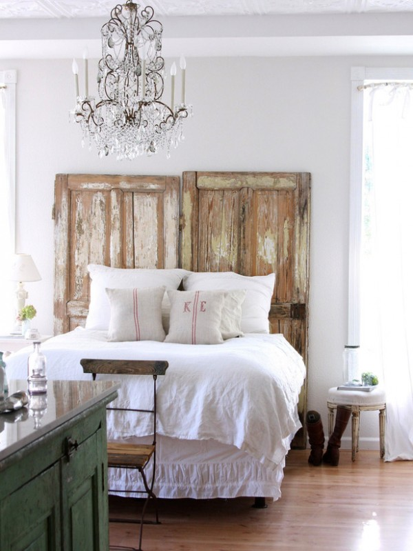 Apartment Intervention Shabby Chic Modern Style