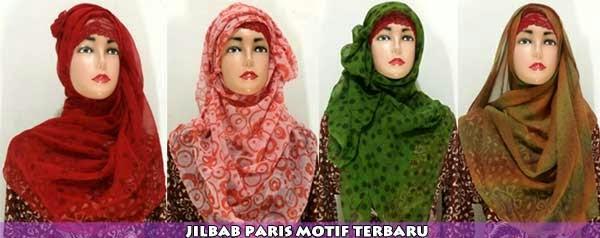 grosir-jilbab-paris-murah-model-terbaru