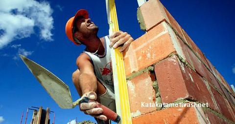 Kata Kata Motivasi Belajar Dari Kisah Hidup Seorang Tukang Bangunan