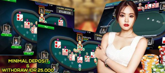 Situs Poker Resmi Terbaik dan Terpercaya se-Asia