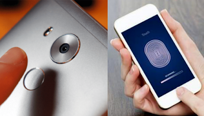 WHAT CAN I USE MY PHONE FINGER PRINT FOR? See How to Take Selfie/Photos Using Fingerprint Scanner on Android Smartphone