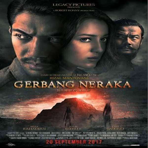 Gerbang Neraka, Gerbang Neraka Synopsis, Gerbang Neraka Trailer, Gerbang Neraka Review, Poster Gerbang Neraka
