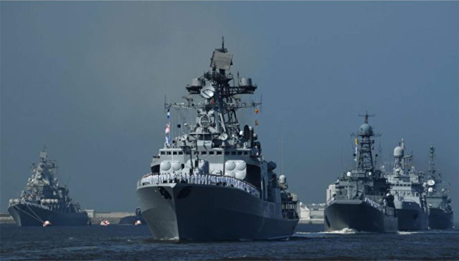 NATO mendesak pasukan militer di Mediterania untuk menahan diri