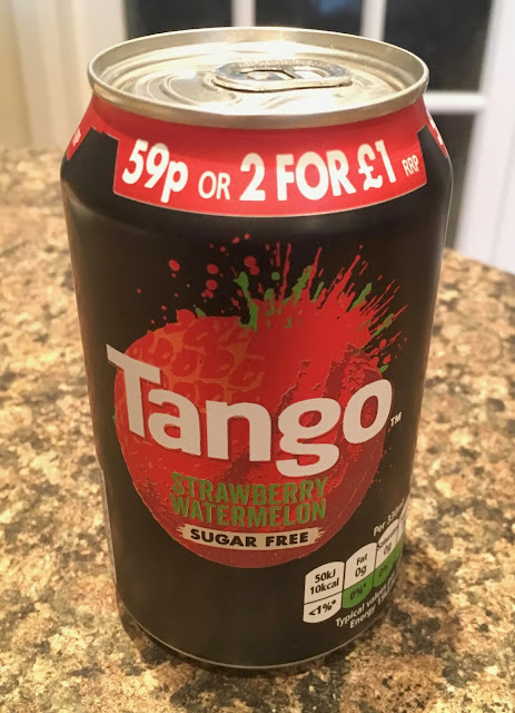Tango Strawberry Watermelon Sugar Free Drink