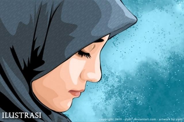 Berdasarkan Hadits, Wanita Dizaman Rasulullah Terlihat Pipinya