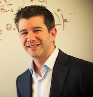 Biografi dan Profil Travis Kalanic dan Gareth Camp - Pendiri Uber