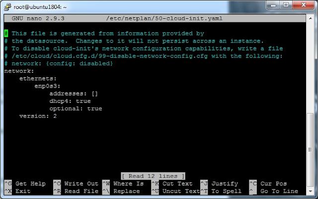 Cara Install Ubuntu Server 18.04 LTS - krisnawanto777