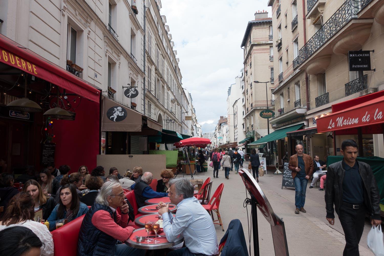 Hotel Paris  Ef Bf Bdme Rue Daguerre
