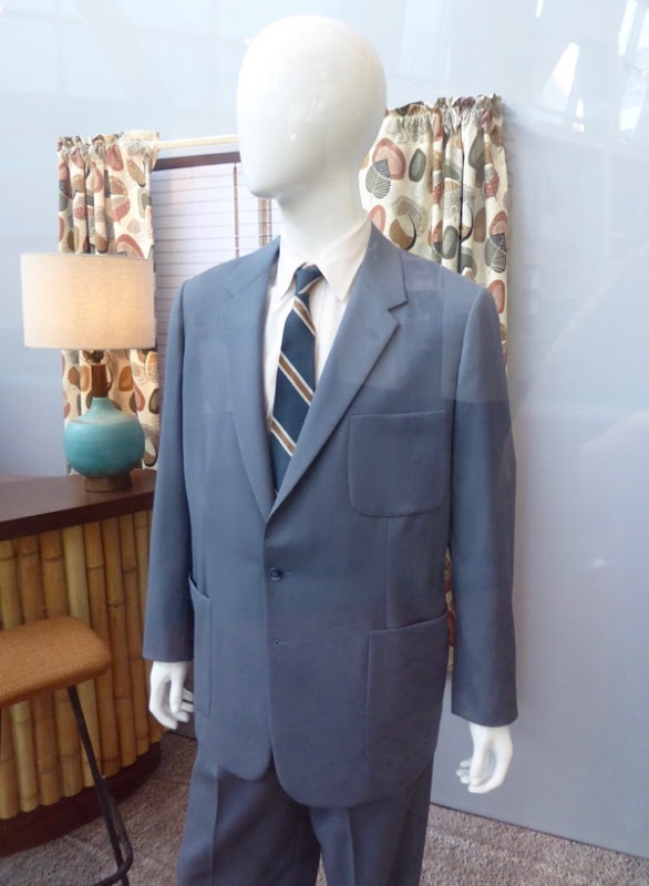 Matt Damon Suburbicon Gardner Lodge suit