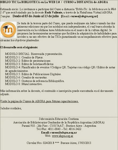 Identidad Bibliotecaria: BIBLIO TiC La BIBLIOTECA en La WEB 2.0 ...