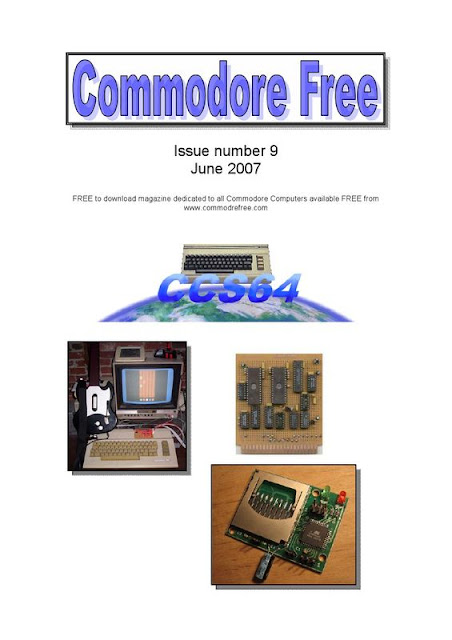 Commodore Free Magazine #009 (009)