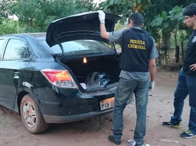 BARBÁRIE: Crianças são encontradas mortas em porta-malas de carro