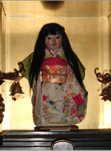 Okiku doll