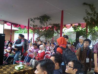 Peserta Blogger Nusantara 2013 Jogja