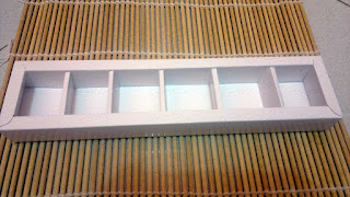 Kotak | Box coklat isi 6 (6x1)