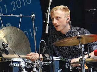 30.07.2016 Dortmund - Westfalenpark: Me And My Drummer
