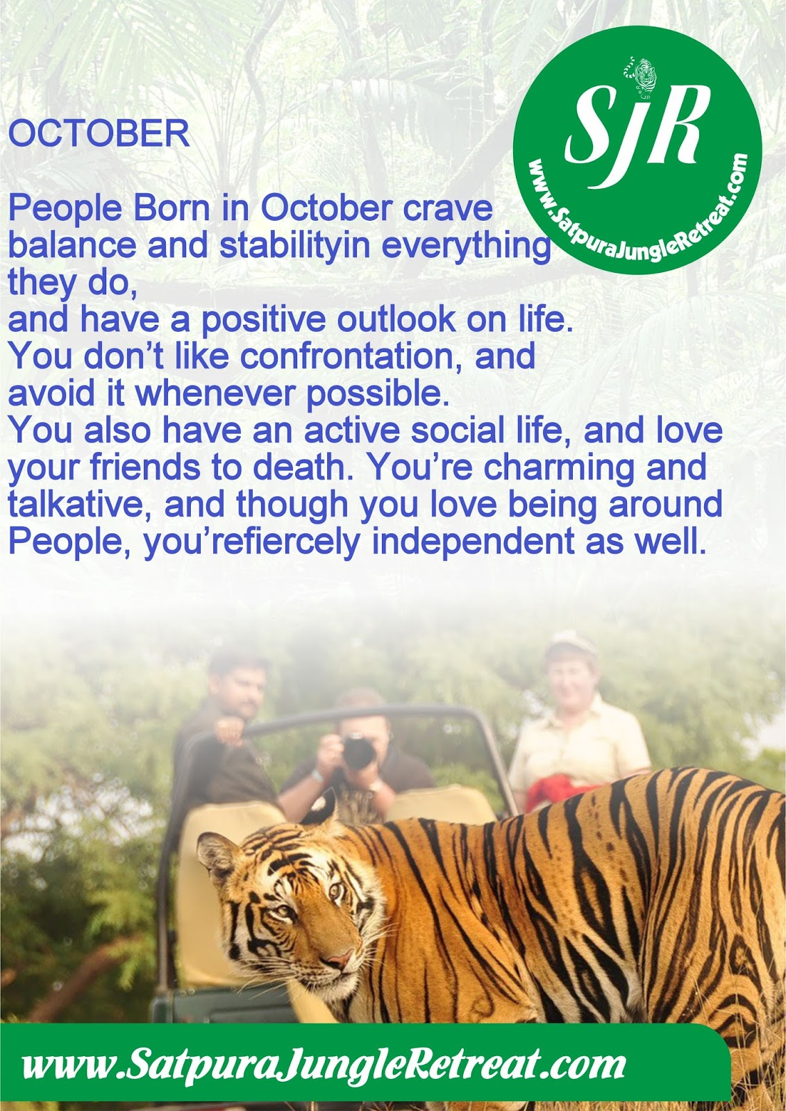 Click On Your Birth Month Link And Know What Does Your Birth Month