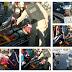 Colisão entre motos no centro de Cajazeiras deixa populares feridos