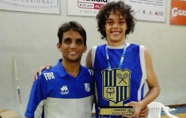 Varejinho foi destaque na Copa Minas [Arquivo Pessoal]