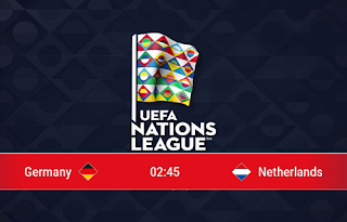 UEFA Nations League Biss Key Asiasat 5 20 November 2018