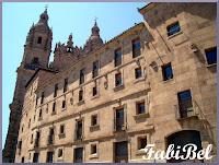 Casa de las conchas Salamanque Salamanca