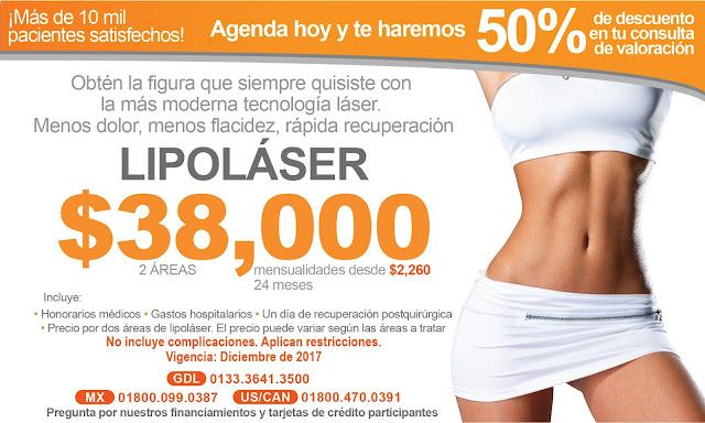Salutaris Medical Center Lipol 225 Ser En Guadalajara